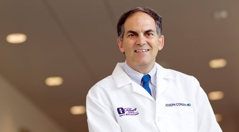 Dr. Congeni: Hoban's Health Hero