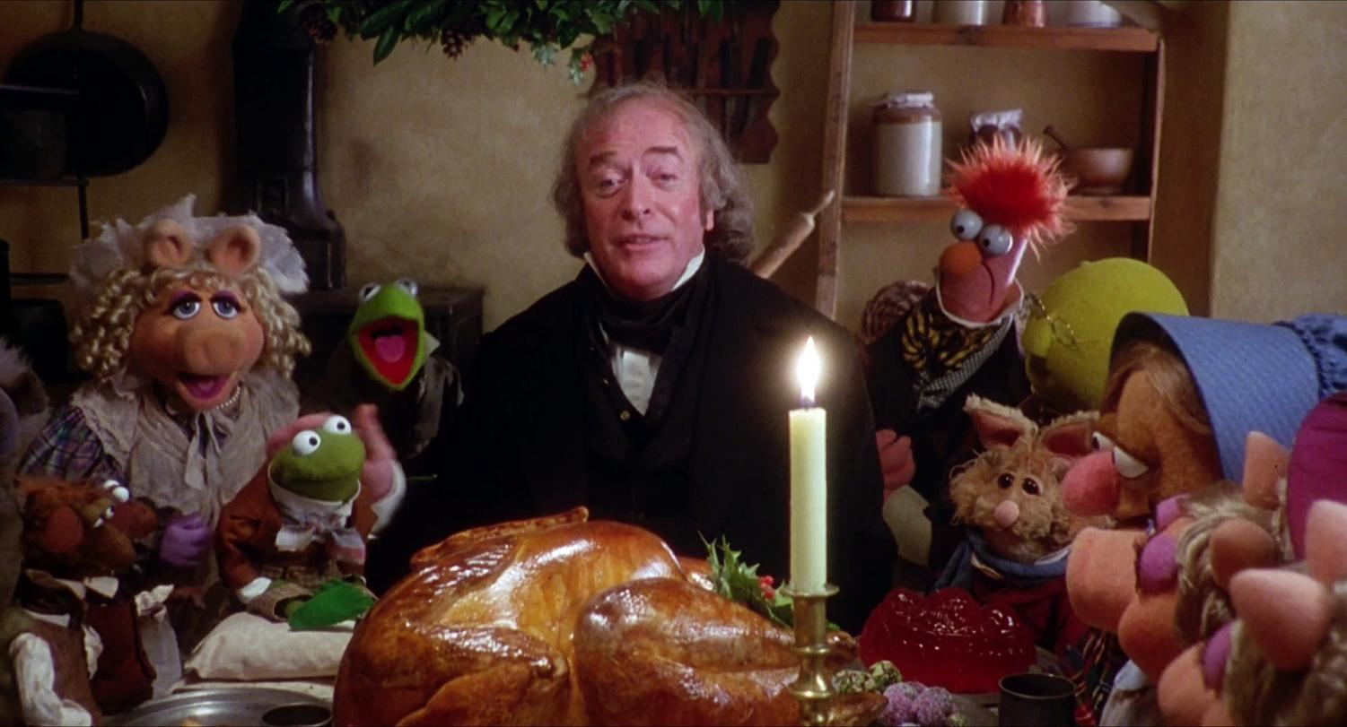 Celebrating the 25th Anniversary of the Muppet Christmas Carol