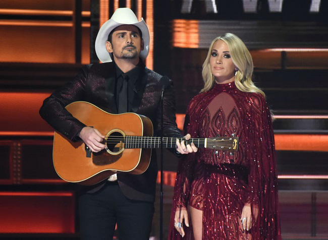 Country Music Awards Get Political