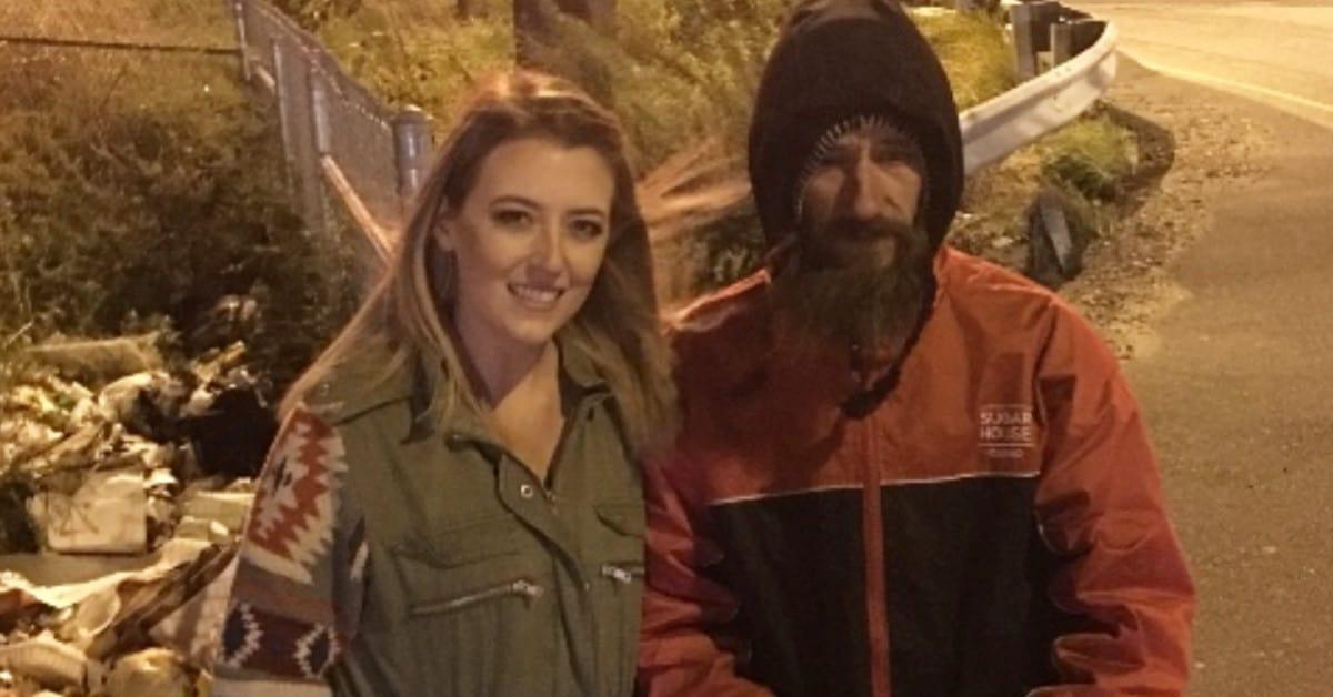 A Homeless Man's Sacrifice: The Beginning of Positive Press?