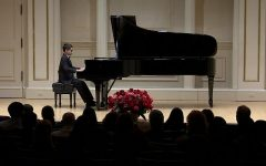 Young Cancer Survivor Wows at Carnegie Hall