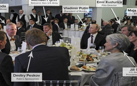 Russia Investigation: the Green Puzzle Piece Being Missed