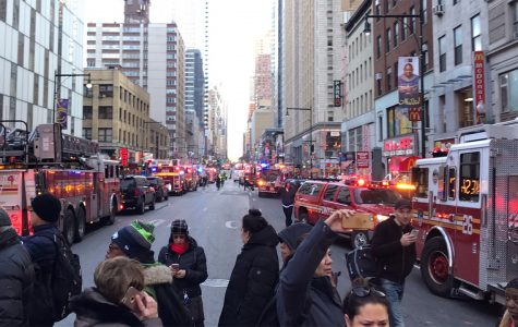 Botched Suicide Bombing in New York City Bus Terminal Wounds 4
