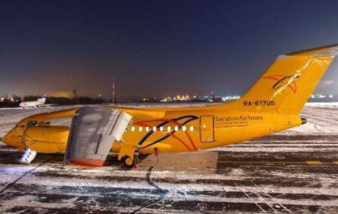 Russian Jet Crash Leaves No Survivors