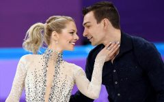 Olympic Pairs Figure Skating: A Couple on and Off the Ice