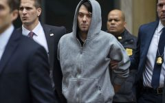Prescription Boogeyman Martin Shkreli Ordered to Forfeit Two Rap Albums