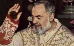 Padre Pio's relics visit Cleveland as part of U.S. Tour