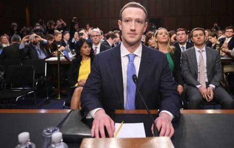 Mark Zuckerburg Testifies on Capitol Hill