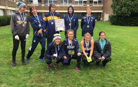 Cross country runs away with NCL honors