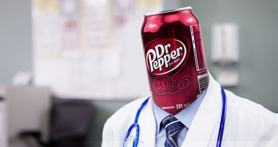Drinking two liters of Dr. Pepper in 1 hour–a memoir