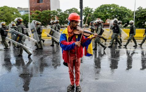 Venezuela continues slide into dictatorship