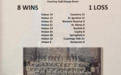 Senior Joey McCallum relays Hoban's football legacy