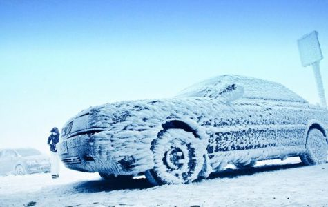 Top 5 winter driving tips: Hoban edition