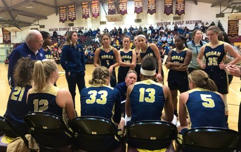 Girls Basketball: History in the making