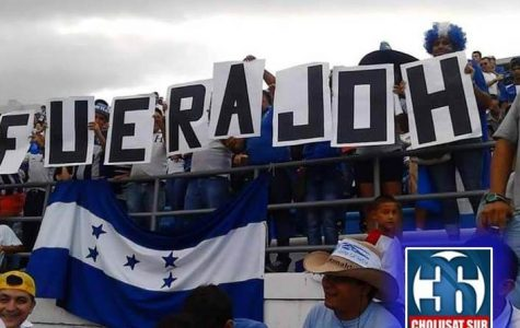 FUERA JOH: Riots rage on in Honduras