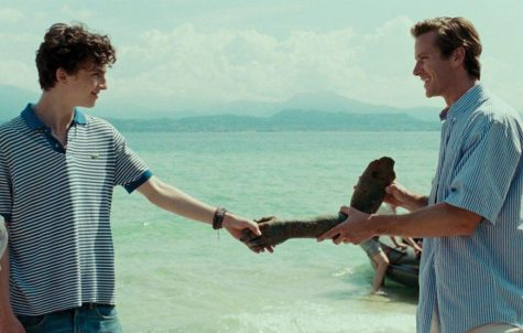 Aciman announces deeply anticipated Call Me By Your Name sequel