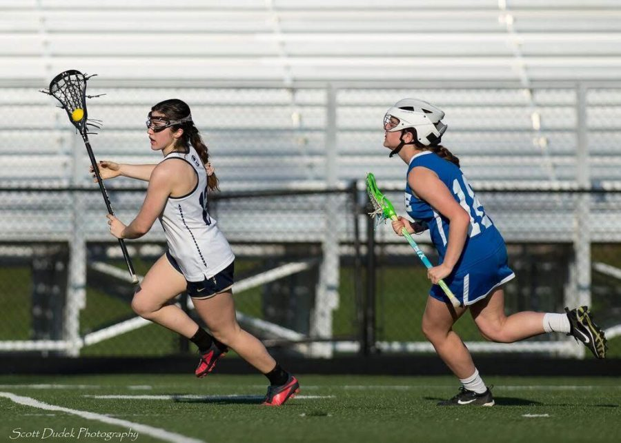 Girls Lacrosse: Chemistry vs adversity