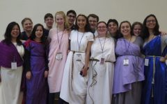 Hoban's Junior Classical League (JCL) state convention
