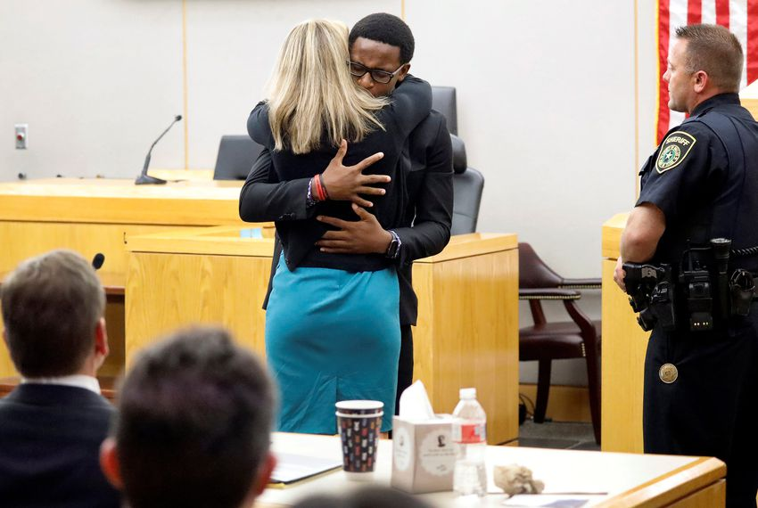 The Amber Guyger Trial shows human compassion in the courtroom