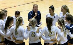 Hoban girls volleyball advances to Division 1 district finals