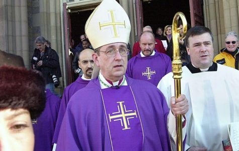 Bishop Lennon, bishop of the Cleveland Diocese for 10 years, dies at 72