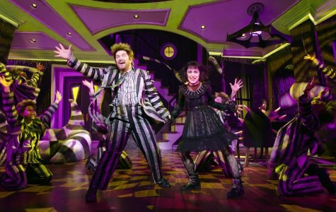 Beetlejuice: From cult classic to Broadway musical