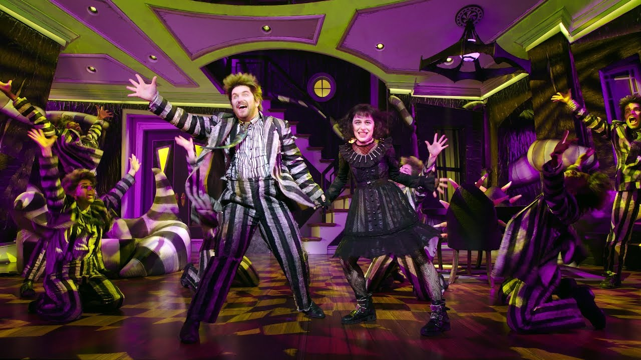 Beetlejuice From Cult Classic To Broadway Musical The Hoban Visor