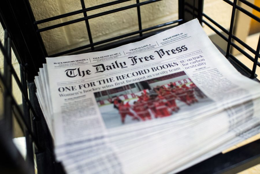 Metadiscourse on the vitality of newspapers