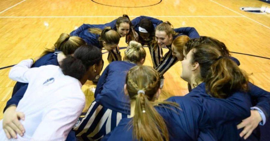 Varsity girls basketball dominates STVM 64-38